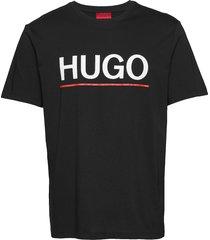 dolivio t-shirts short-sleeved svart hugo