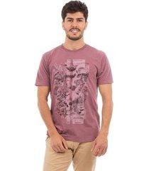 camiseta aes 1975 the island masculina