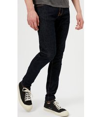 nudie jeans tight terry jeans - rinse twill - w26/l32