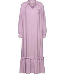 rosalin maxiklänning festklänning rosa by malene birger