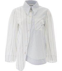 bicolor shirt