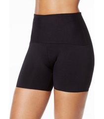 leonisa women's moderate tummy-control high-waist mid thigh slimmer 012925