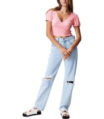 women's annabelle shorts sleeve top