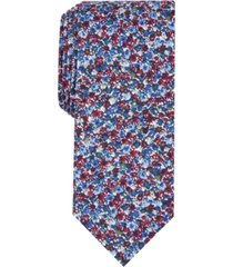 bar iii men's dandy skinny floral tie, created for macy's