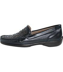 loafers naturläufer mörkblå