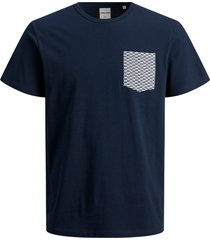 jack & jones t-shirt 12193436 jcoshape