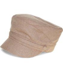 nine west wool blend newsboy cap