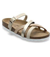eshita21 shoes summer shoes flat sandals guld re:designed est 2003