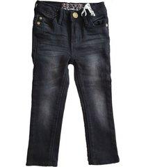 retour zwarte slim fit jeans