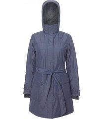 abrigo abbie azul doite