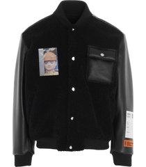 heron preston jacket