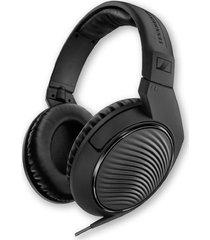audífonos sennheiser hd 200 pro - negro