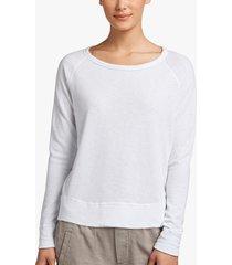 vintage fleece long sleeve sweatshirt