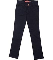 pantalón azul gabucci confort