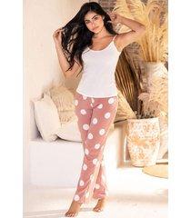 pijama mujer conjunto pantalón 11375