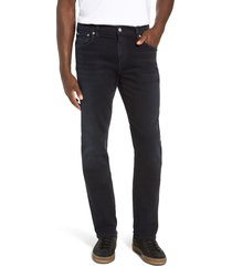 men's citizens of humanity perform - gage slim straight fit jeans, size 40 - blue
