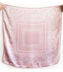pañuelo rosa nuevas historias