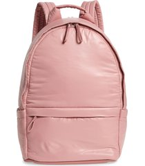 caraa stratus waterproof backpack in rose at nordstrom