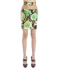 fendi dream garden skirt