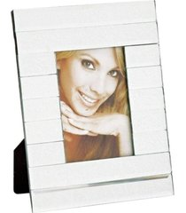 porta retrato com moldura em espelho 13x18