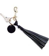 tassel key chain