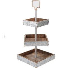 mind reader 3 tier square stand