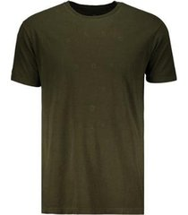 camiseta hang loose ice masculina