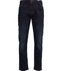 jeans - noos blizzard fit - zip fly jeans blå blend