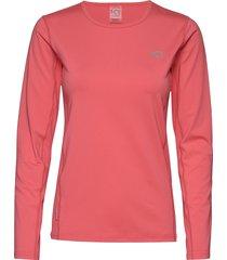 nora ls t-shirts & tops short-sleeved rosa kari traa