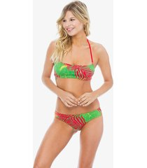 bikini verde queen of sheba amnesia
