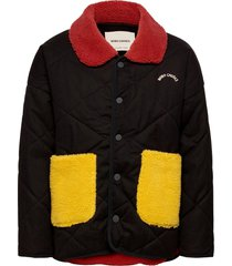 bobo choses multicolor quilted jacket gevoerd jack multi/patroon bobo choses