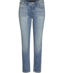 petit ami - wash out slimmade jeans blå scotch & soda
