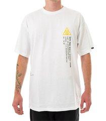 t-shirt 66 supply ss vn0a4tupwht