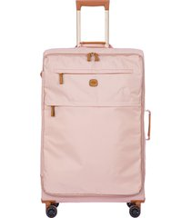 bric's x-bag 30-inch spinner suitcase - pink