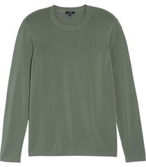 men's benson long sleeve crewneck sweater