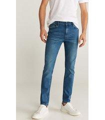 jude skinny jeans met overgeverfde wassing