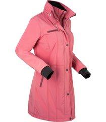 giacca in softshell elasticizzato (fucsia) - bpc bonprix collection