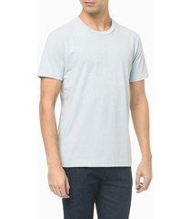 camiseta mc slim silk new year dreams - azul claro - p