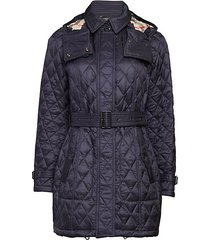 finsbridge quilted coat