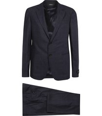 z zegna checked suit