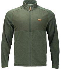 chaqueta route therm-pro verde militar lippi