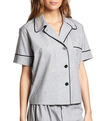 shelby cotton pajama top