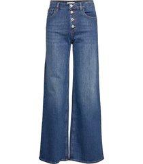 peggy jeans wijde pijpen blauw dagmar