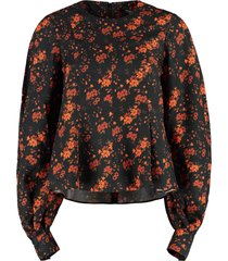 mother of pearl kaitlyn printed blouse