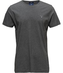 original ss t-shirt t-shirts short-sleeved grå gant