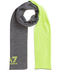 emporio armani ea7 rachel scarf