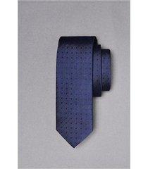 gravata jacquard seda listra/poá oficina - masculino