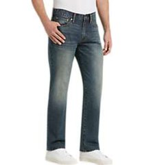 lucky brand 221 winslow medium wash slim fit jeans