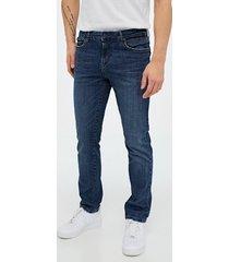 solid ryder blue257 str regular jeans denim blå