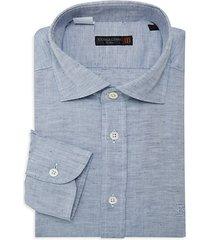 standard-fit dress shirt